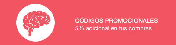 códigos promocionales