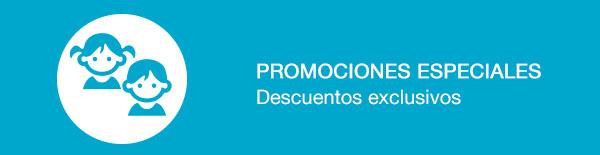 promoción especial