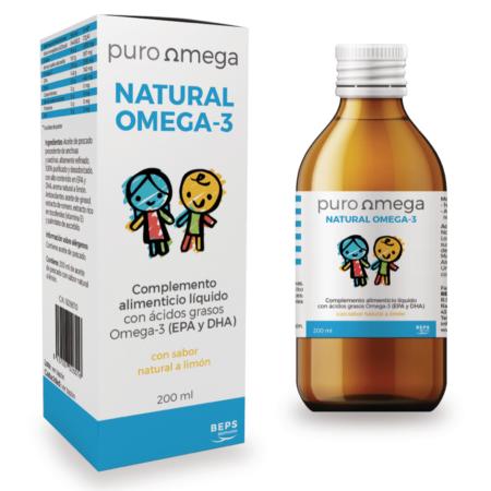 Omega 3 para Niños
