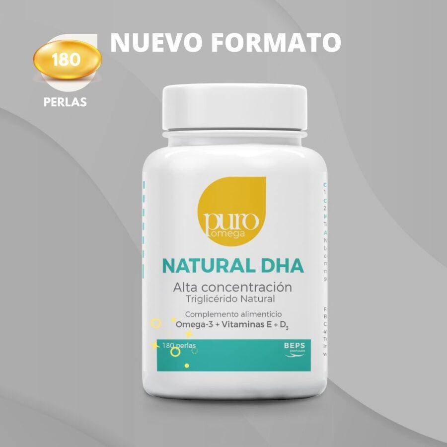 NATURAL DHA 180