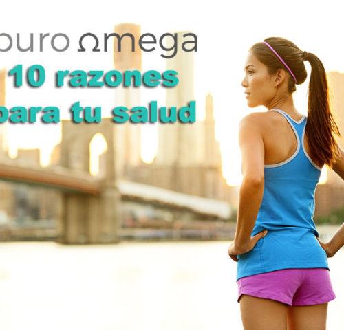 10 razones para tu salud