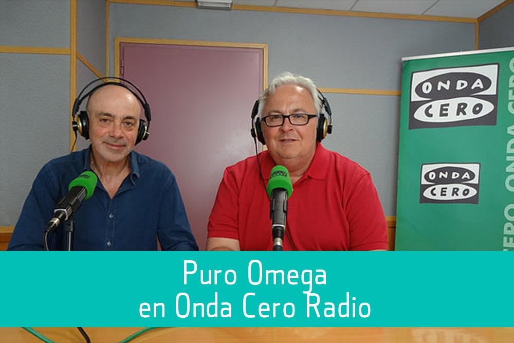 Puroomega en Onda Cero Radio