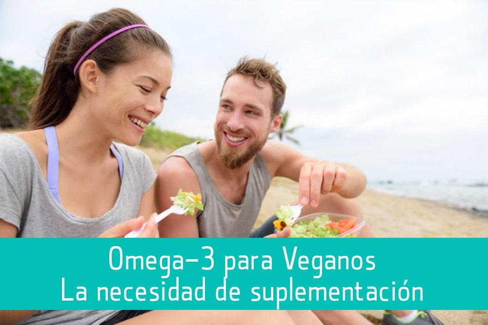 Omega-3 para Veganos - Puro Omega
