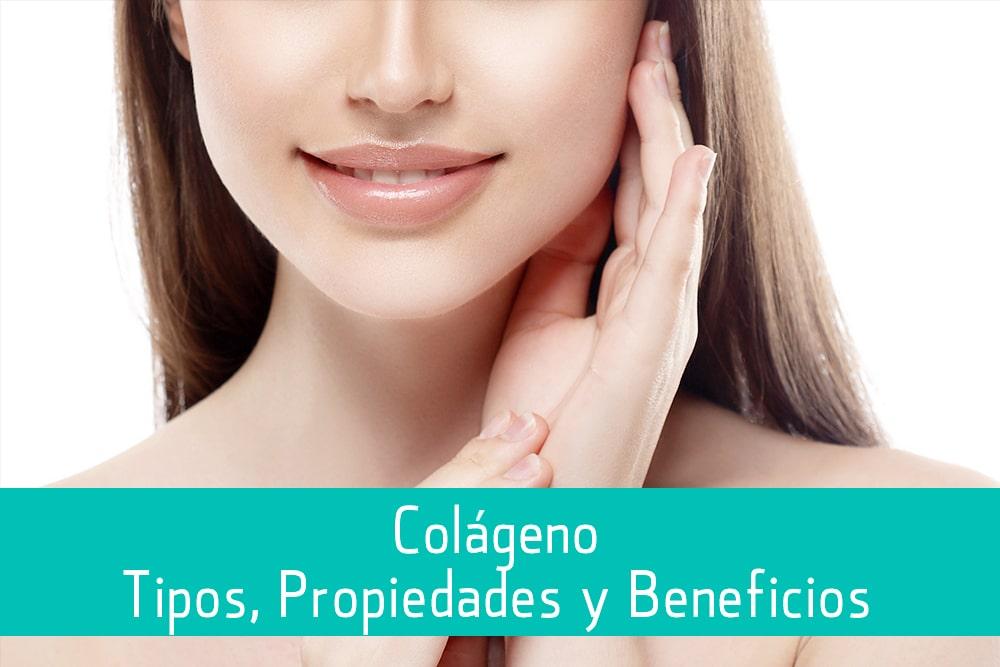 Colágeno, tipos, propiedades y beneficios - Puro Omega