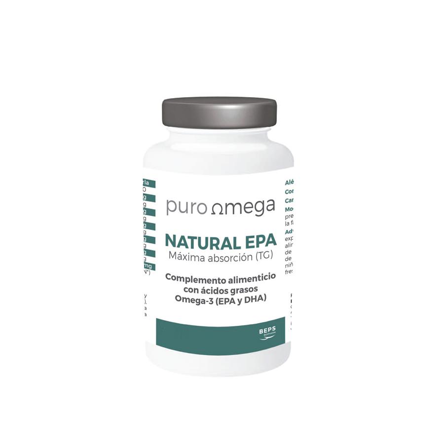 Privado: Natural EPA Máxima absorción 30 perlas