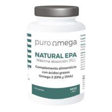 Natural EPA Máxima absorción 120 cápsulas - Puro Omega