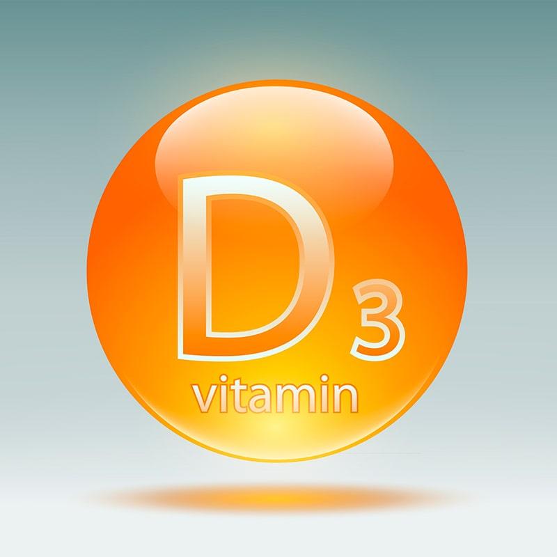 Vitamina D3 Puro Omega
