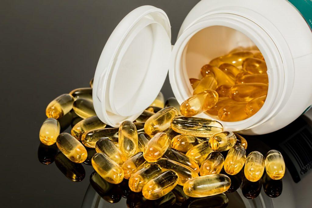 Suplementos omega 3