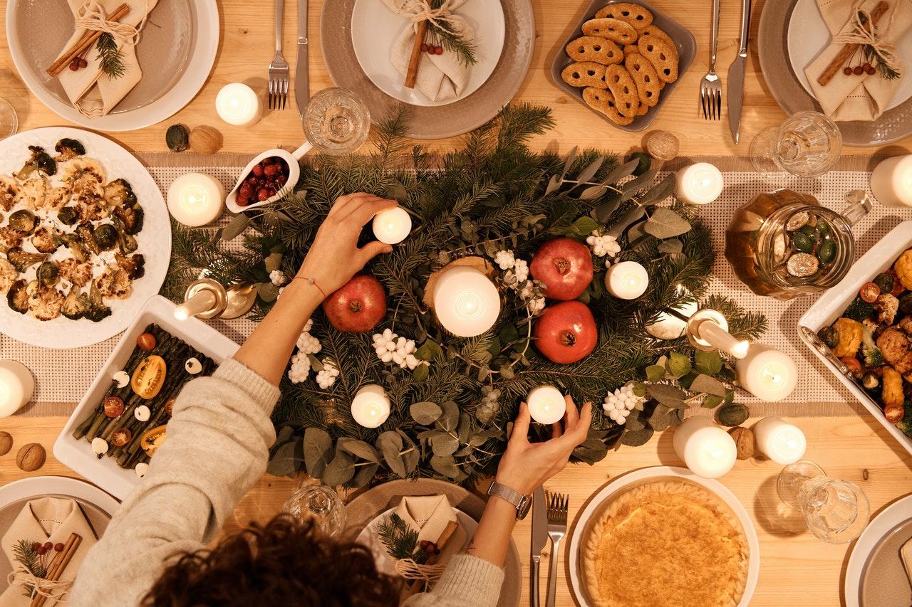 Como Equilibrar el Consumo Omega-3/Omega-6 en Nuestro Menú Navideño