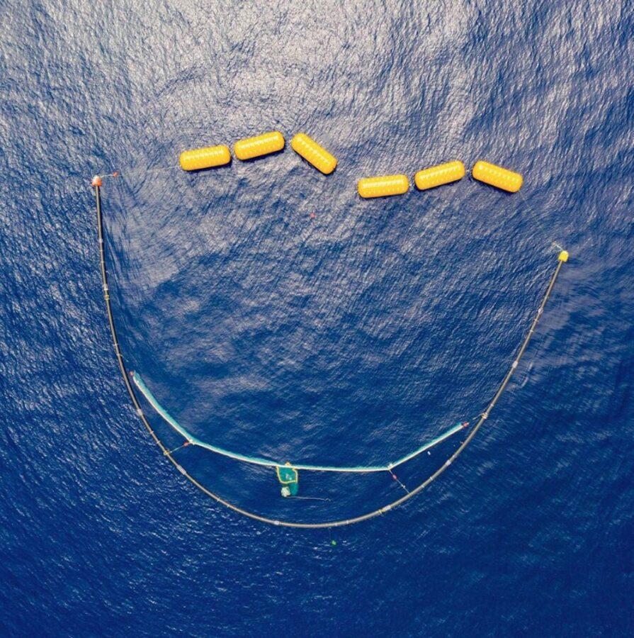 Puro Omega se suma a la eliminación de los residuos plásticos en los océanos como espónsor de «The Ocean Cleanup».